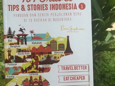 Buku 101 Travel Tips Stories