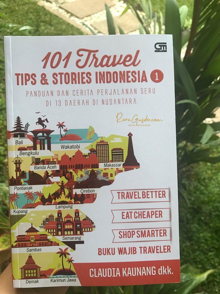 Buku 101 Travel Tips Stories
