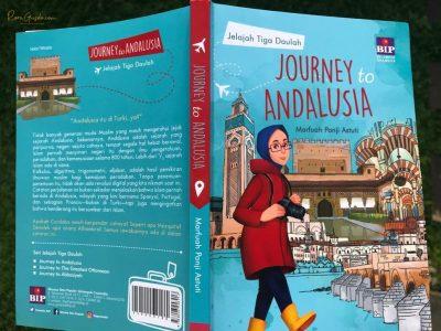 Buku Journey to Andalusia