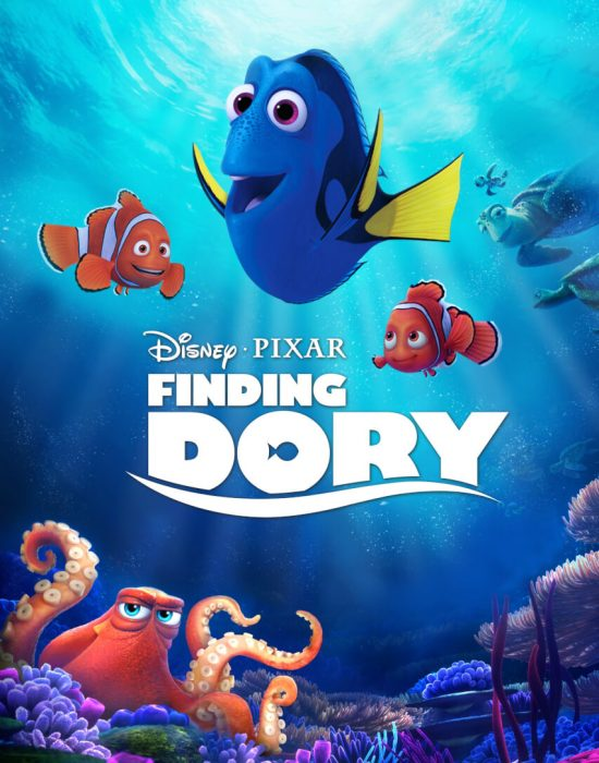 Review Film Finding Dory