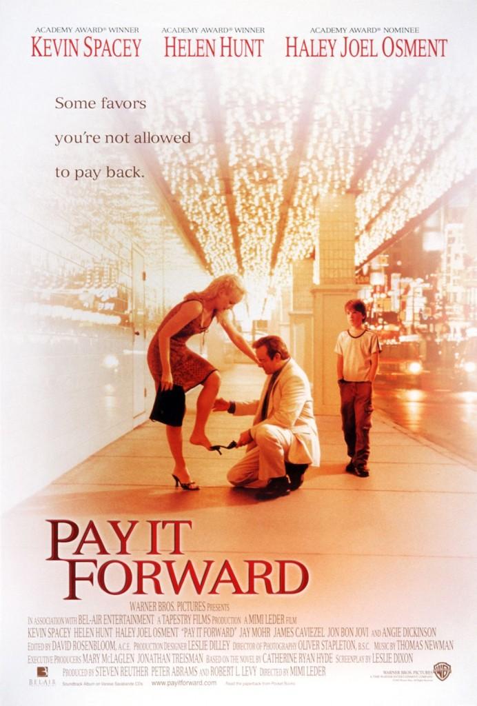 Resensi Film Pay It Forward