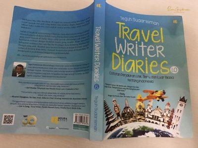Buku Travel Writer Diaries