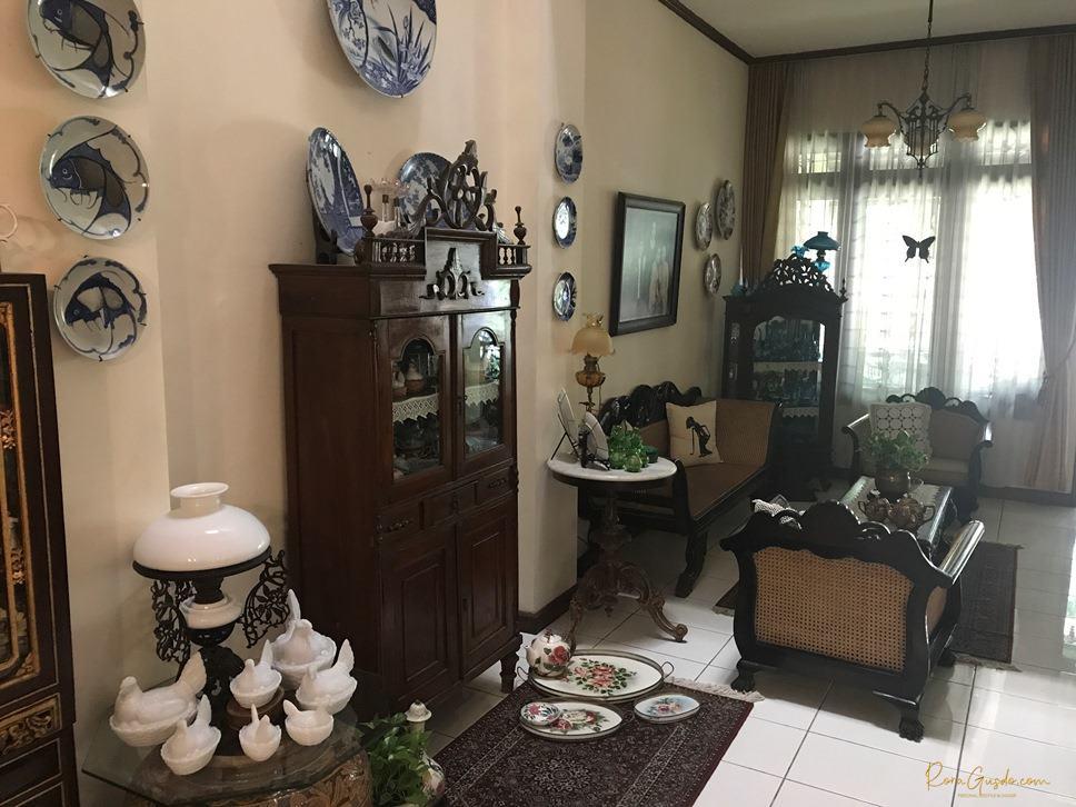 Desain Rumah Jawa Vintage Klasik