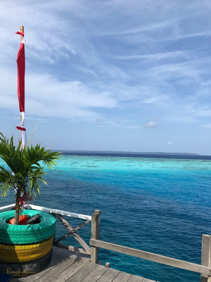 Maratua Paradise Resort Derawan