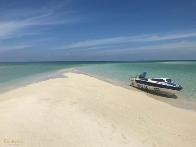Pulau Gusung Derawan