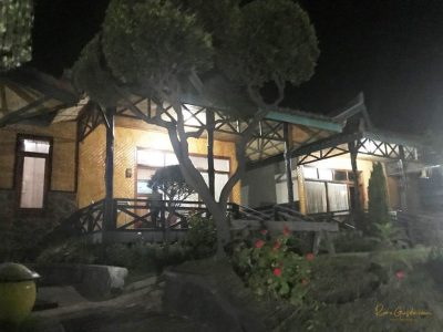 Hotel di Bromo Lava View Lodge