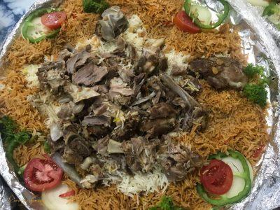 Nasi Kebuli Al Tahrir Kuningan