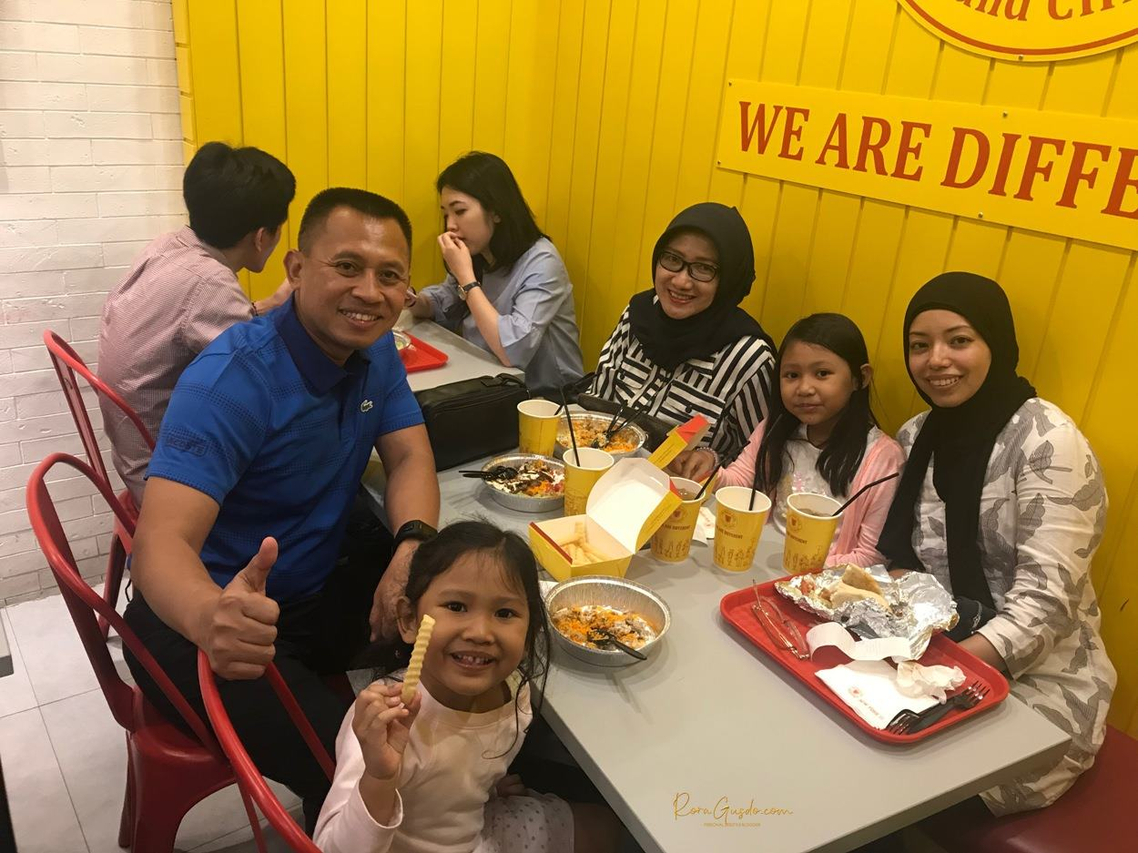 The Halal Guys Indonesia
