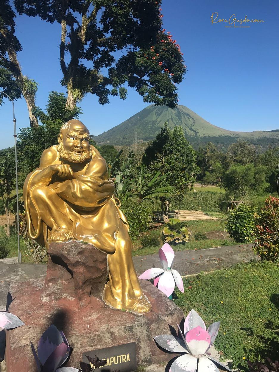 Vihara Buddhayana Tomohon