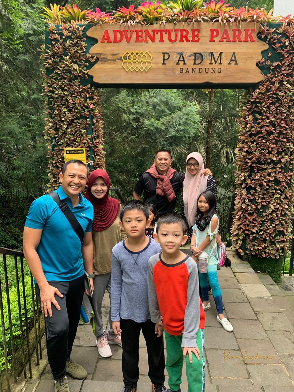 Review Padma Hotel Bandung
