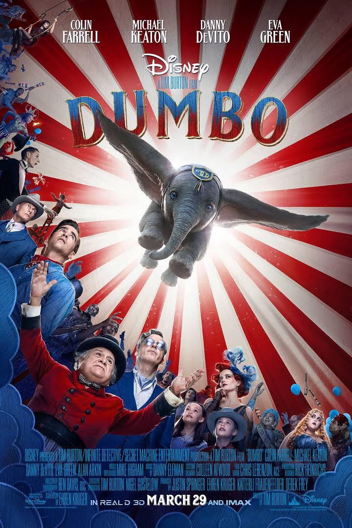Review Film Dumbo