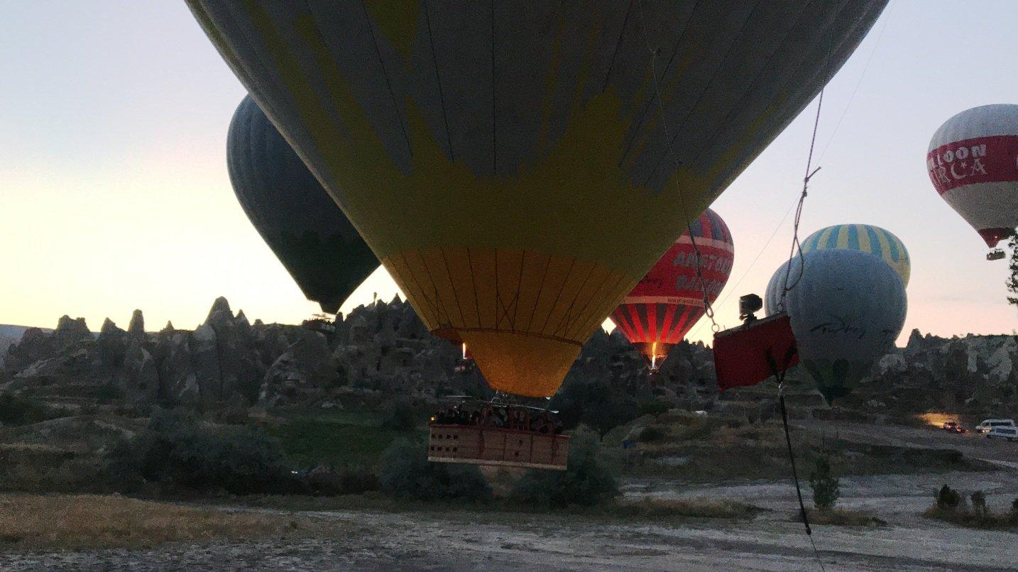 Balon Udara di Turki RoraGusdo