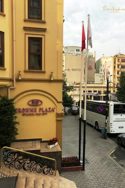 Crowne Plaza Old City Istanbul