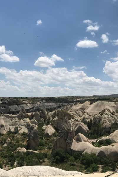 Goreme Open Air Panorama