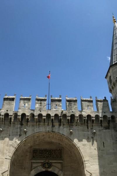 Istana Topkapi Turki