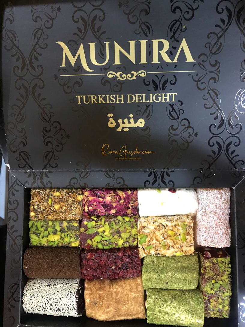 Munira Turkish Delight