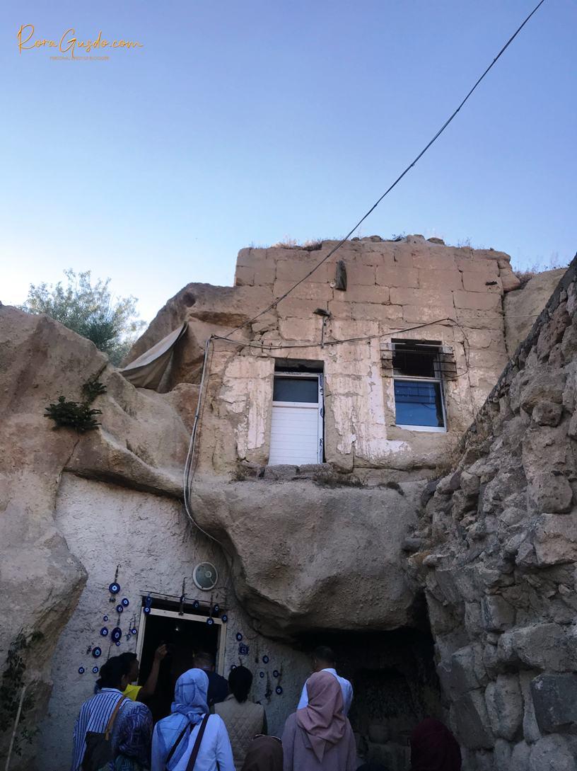 Cardak Underground City Turki 10