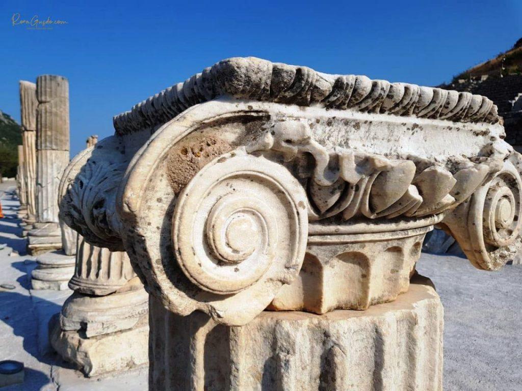 Kota Tua Ephesus, World Heritage Sejak Abad ke 4 4