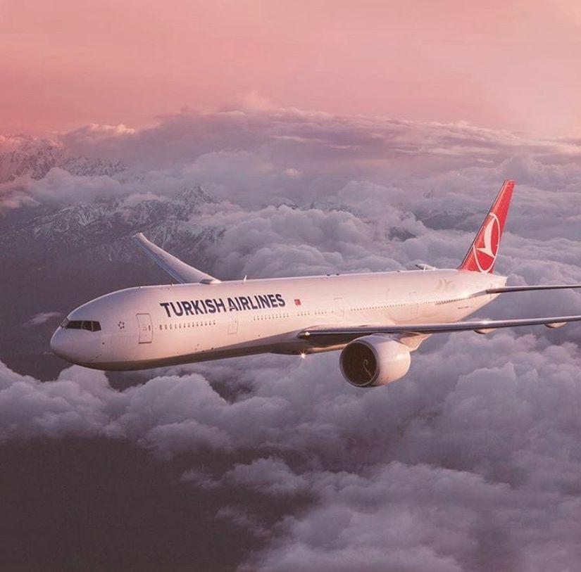 Pengalaman Naik Turkish Airlines