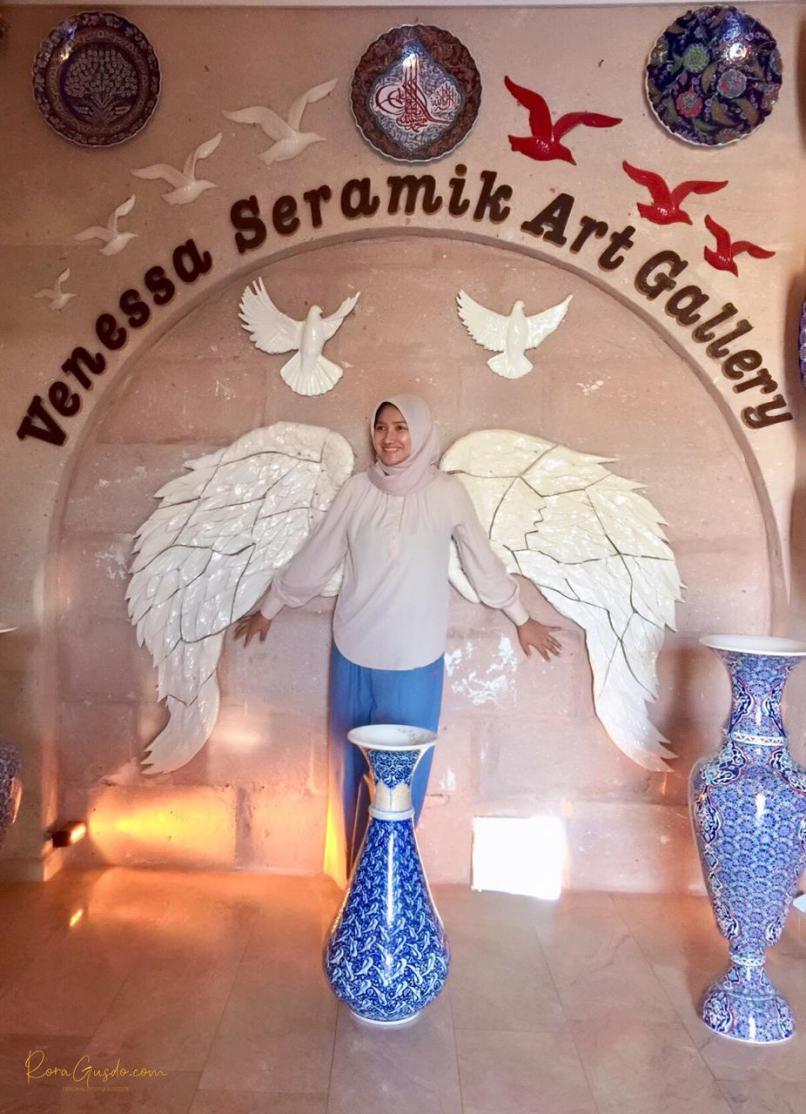 Venessa Keramik Avanos Village
