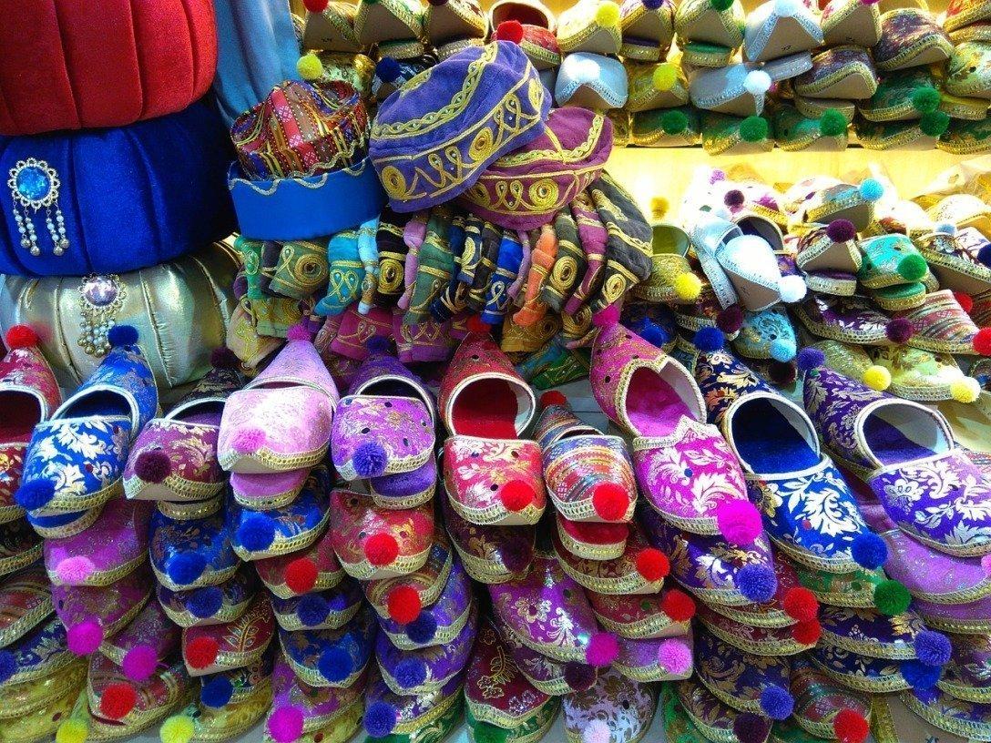 Sepatu Aladin Khas Timur Tengah