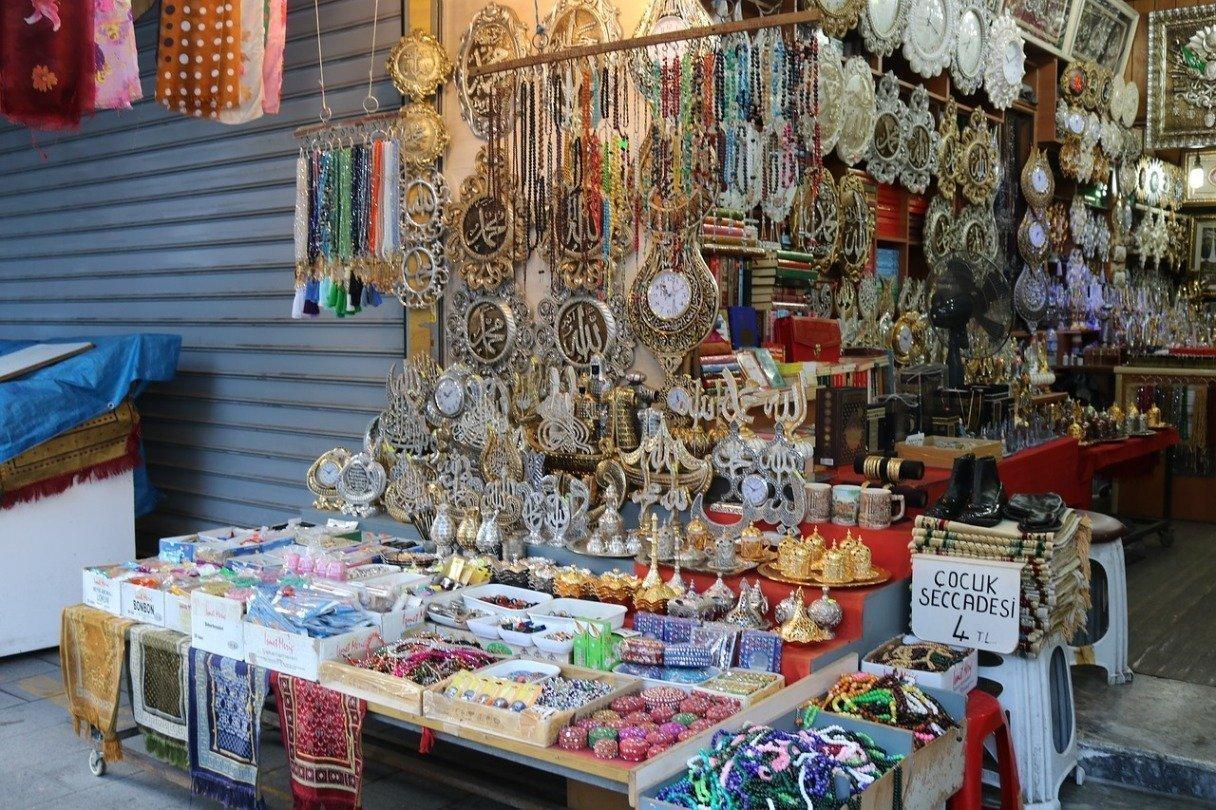 Tempat Belanja di Turki