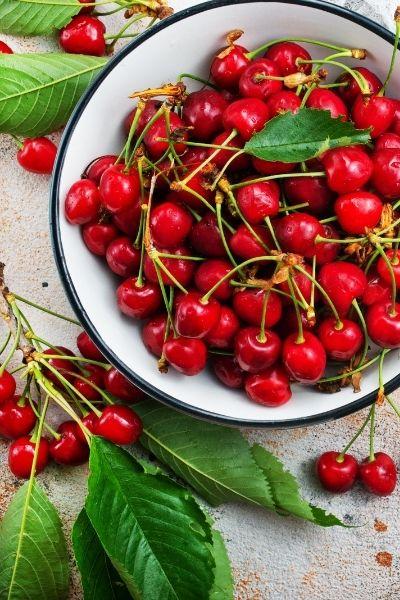 Buah Cherry di Turki Enak