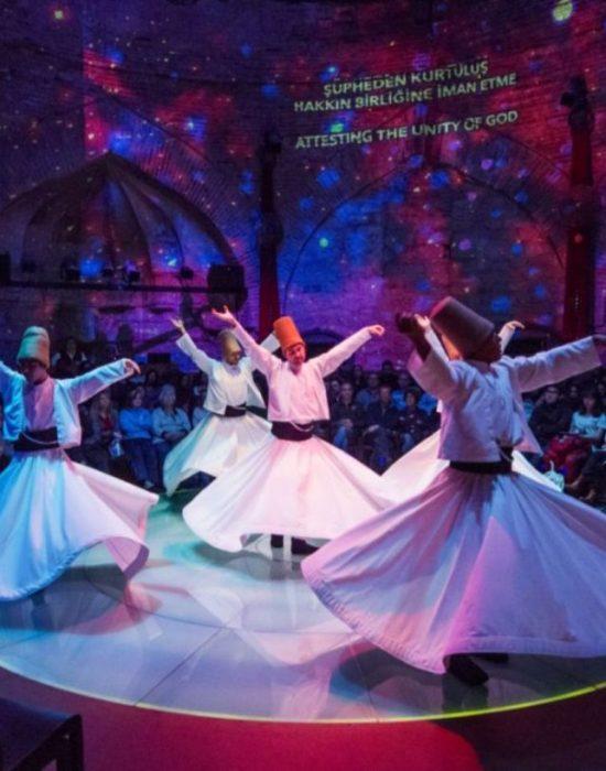 Tarian Sufi Turki