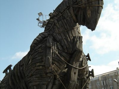 Trojan Horse Turkey