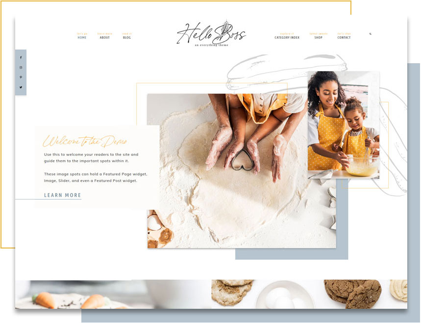 Theme Features 2