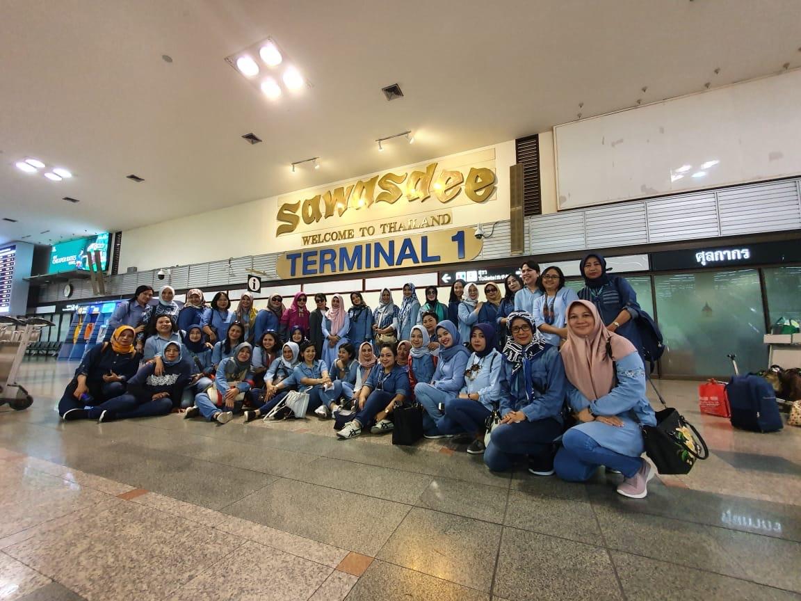 Bandara Don Mueang Bangkok Thailand