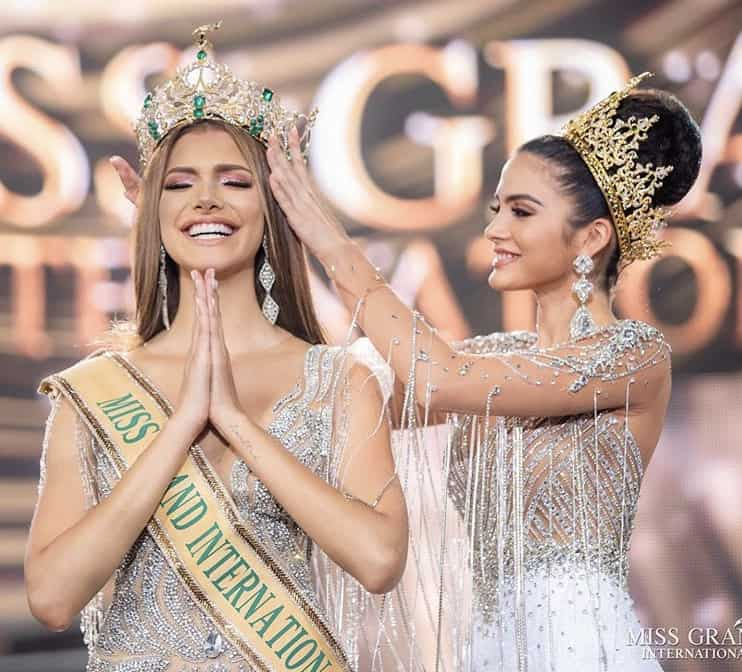 Miss Grand Internasional Thailand