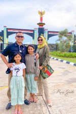 PLBN Aruk, Wisata Perbatasan Indonesia Malaysia