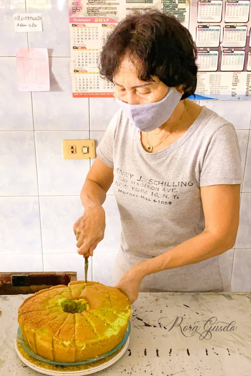 Toko Kue Abun Singkawang